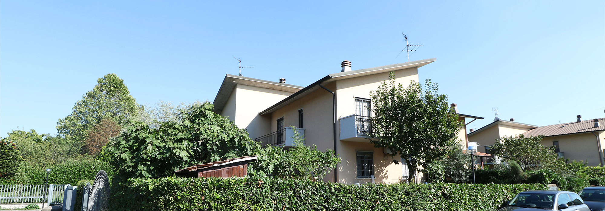 Villa a Schiera – Verdellino