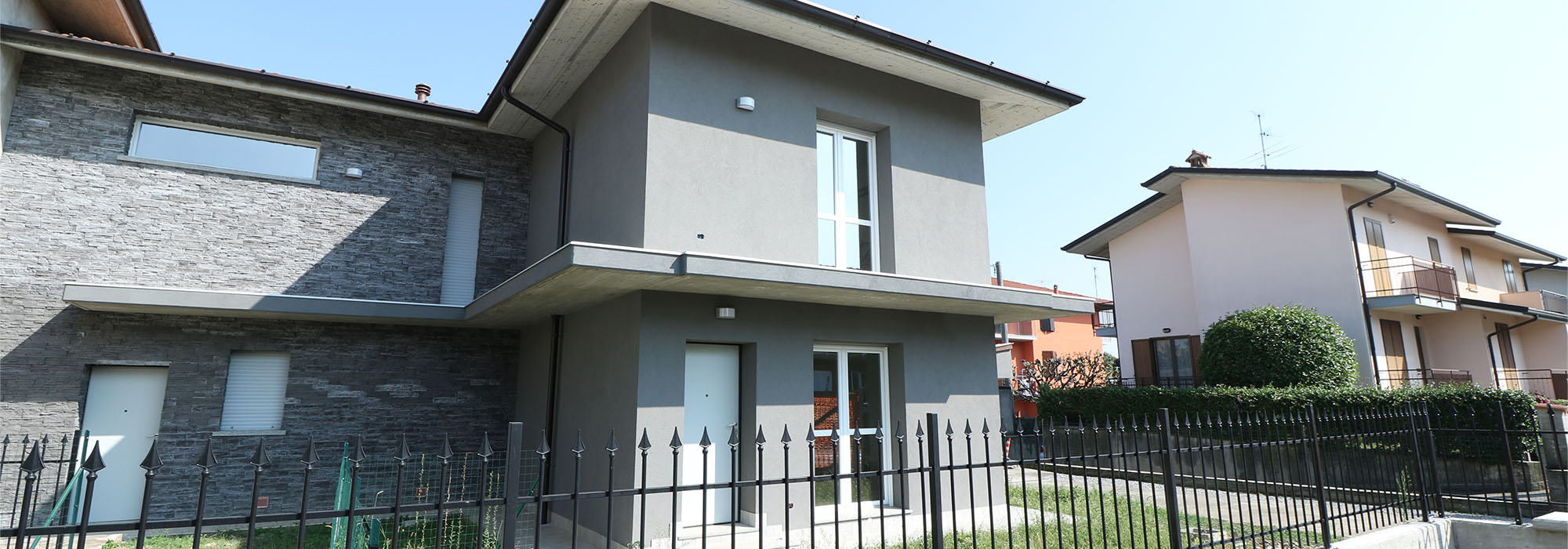 Villa Singola – Filago