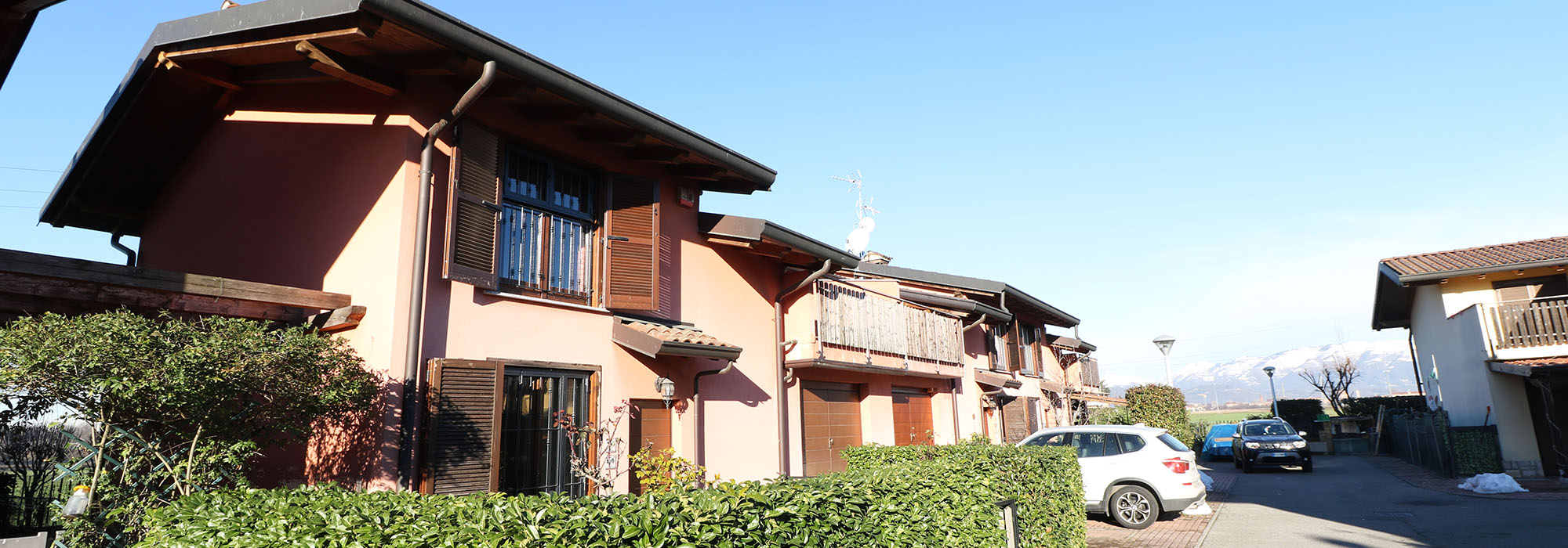 Villa a Schiera – Filago